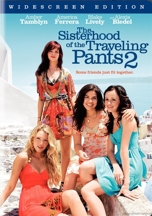 Sisterhood Of The Traveling Pants 2, The (Widescreen) Movie
