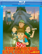 SOS! Tokyo Metro Explorers: Next Blu-ray