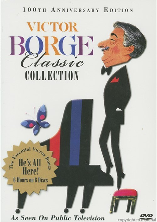 Victor Borge Classic Collection, The Movie
