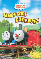 Thomas & Friends: James Goes Buzz Buzz Movie