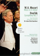 Mozart: Mass In C Minor / Dvorak: Symphony No. 7 Movie