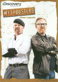 Mythbusters: Urban Legends Movie