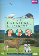 All Creatures Great & Small: The Complete Series 3 Collection Movie