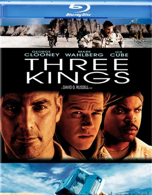 Three Kings Blu-ray