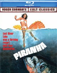 Piranha Blu-ray