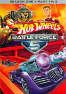 Hot Wheels Battle  5: Season 1 - Part 2 Movie