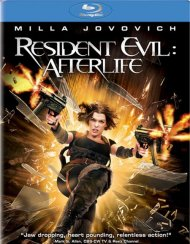 Resident Evil: Afterlife Blu-ray