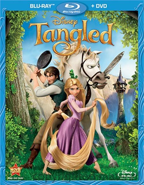 Tangled (Blu-ray + DVD Combo) Blu-ray