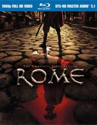 Rome: The Complete First Season Blu-ray