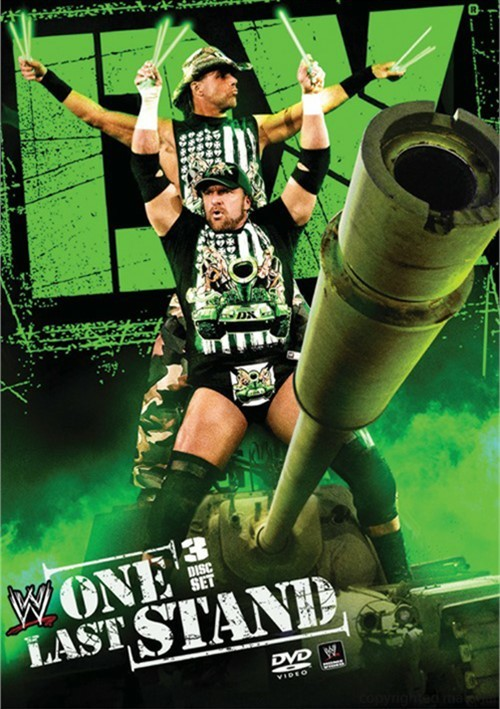 WWE: DX - One Last Stand Movie