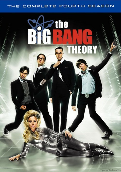 Big Bang Theory, The: The Complete Fourth Season Movie