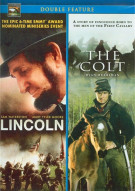 Gore Vidals Lincoln / The Colt (Double Feature) Movie