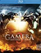 Gamera 3: Revenge Of Iris Blu-ray