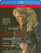 Janacek: Jenufa Blu-ray