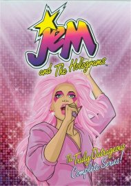 Jem And The Holograms: The Truly Outrageous Complete Series! Movie