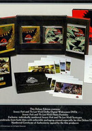 Jurassic Park / The Lost World: Deluxe Edition Box Set Movie