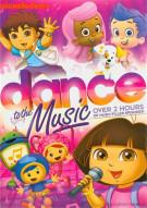Nickelodeon  Favorites: Dance To The Music! Movie