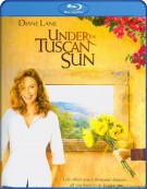 Under The Tuscan Sun  Blu-ray