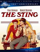 Sting, The (Blu-ray + DVD + Digital Copy) Blu-ray