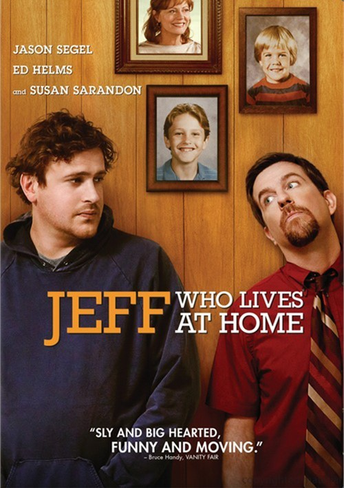 Jeff Who Lives At Home Movie