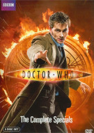 Doctor Who: The Complete Specials (Repackage) Movie