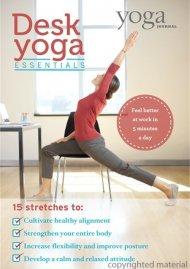 Yoga Journal: Desk Yoga Essentials Movie