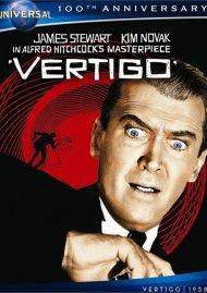 Vertigo (DVD + Digital Copy) Movie