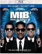 Men In Black 3 3D (Blu-ray 3D + Blu-ray + DVD + UltraViolet) Blu-ray