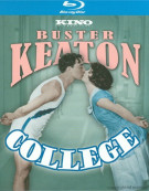 Buster Keaton: College - Ultimate Edition Blu-ray