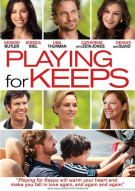 Playing For Keeps (DVD + UltraViolet) Movie