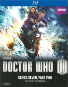 Doctor Who: Series Seven - Part Two Blu-ray