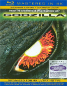 Godzilla (Blu-ray + UltraViolet) Blu-ray