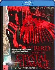 Bird With The Crystal Plumage, The Blu-ray