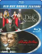 Dark Shadows /y Hollow (Double Feature) Blu-ray