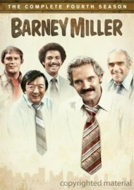 Barney Miller: The Complete Fourth Season Movie