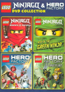 LEGO: Ninjago And Hero Factory Collection Movie