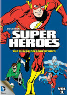 DC Super Heroes: The Filmation Adventures - Volume One Movie