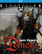 Demons, The Blu-ray