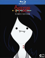 Adventure Time: The Complete Fourth Season (Blu-ray + UltraViolet) Blu-ray