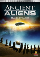 Ancient Aliens: Season Six - Volume One Movie