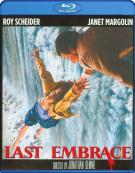 Last Embrace Blu-ray