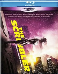Scribbler, The Blu-ray