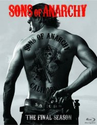 Sons Of Anarchy: Season Seven Blu-ray