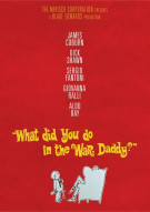 What Did You Do In The War, Daddy? Movie