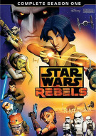 Star Wars Rebels: The Complete First Season Movie