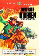 George OBrien Western Collection Movie