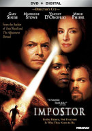 Impostor (DVD + UltraViolet) Movie