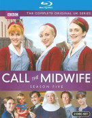 Call The Midwife: Season Five Blu-ray