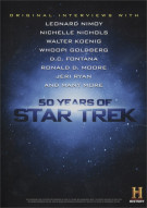 50 Years Of Star Trek (DVD + UltraViolet) Movie