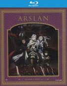 Heroic Legend Of Arsian: Season One Part Two (Blu-ray + DVD Combo) Blu-ray